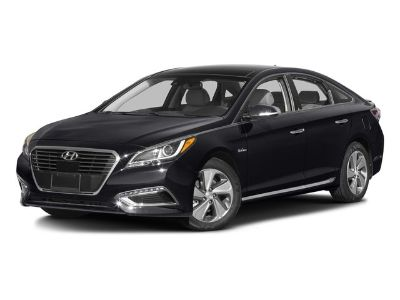 2016 Hyundai Sonata Hybrid Limited (Pewter Gray Metallic)