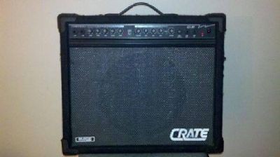 $80 Celestion equipped Crate GX80 Combo Amp