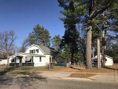 3 Bed 2 Bath Foreclosure Property in Adams, WI 53910 - S Werner St