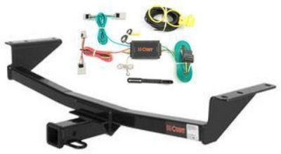 Find Curt Class 3 Trailer Hitch & Wiring for Nissan Rogue motorcycle in Greenville, Wisconsin, US, for US $170.00