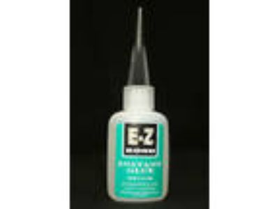 One New 1 Oz Bottle E-Bond Super Glue 100 Cps Medium