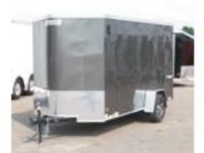 2019 Haulmark 6x12SA Enclosed Cargo - Charcoal