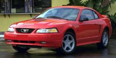 2000 Ford Mustang GT (Maroon)
