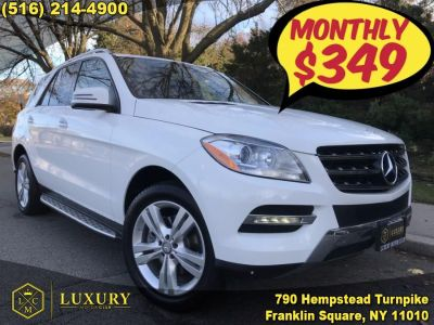 $31,250, Polar White 2015 Mercedes-Benz M-Class $31,250.00 | Call: (888) 271-8433
