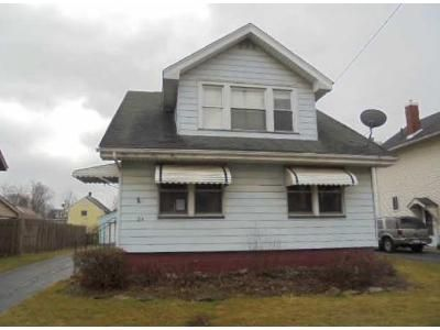 3 Bed 1 Bath Foreclosure Property in Niles, OH 44446 - E Margaret Ave