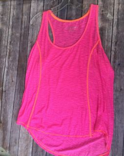 Ladies XL neon pink light weight shirt. MAURICES new without tags
