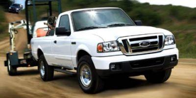 2007 Ford Ranger XLT (White)