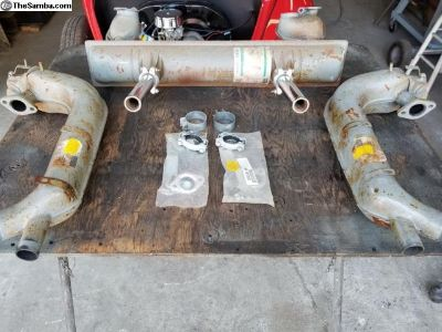 Complete Exhaust System