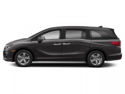 2019 Honda Odyssey EX-L with Navigation with Rear (Modern Steel Metallic)