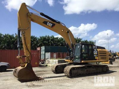 2014 Cat 336EL Track Excavator