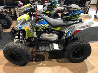 2019 Polaris Outlaw 110 ATV Kids Brazoria, TX