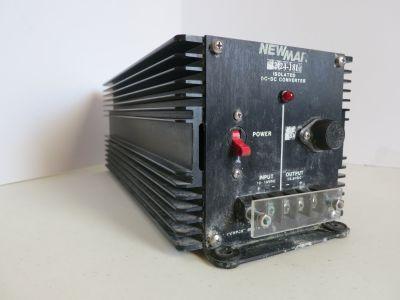 Power converter 12V to 24V Newmar
