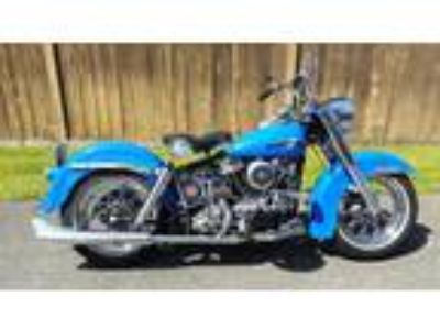 1963 Harley-Davidson FLH Panhead