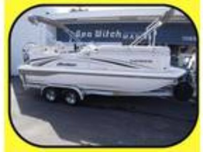 2004 Hurricane 218 FUNDECK