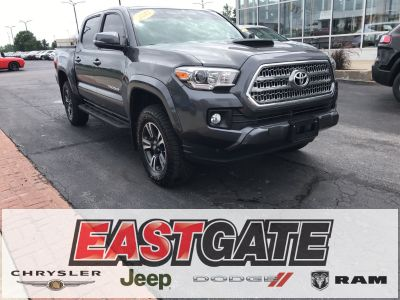2017 Toyota Tacoma (Cement)