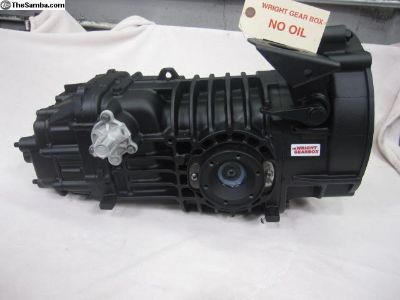 Wright Gearbox Rebuilt Water Boxer Trans