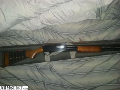 For Sale/Trade: 1980 Remington wingmaster 12 gauge classic tactical
