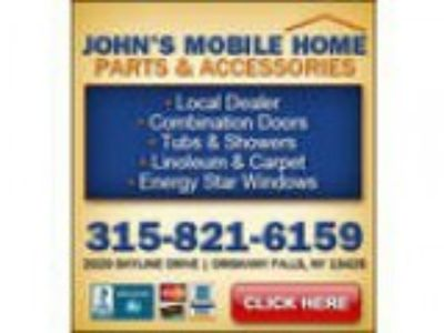 John s Mobile Home Parts and Accessories