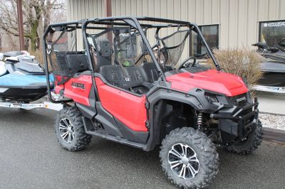 2016 Honda Pioneer 1000-5 Deluxe Side x Side Utility Vehicles Adams, MA