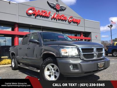 2008 Dodge Dakota SLT (Gray)