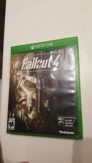 Newer fallout 4 game