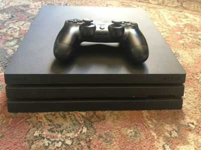 PS4 Pro 1TB w/ Controller