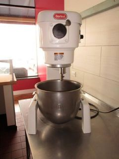 Berkel, 20Qt. Dough Mixer, Model EF20 RTR#7043284-05