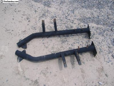 VW Vanagon engine conversion mounting bars 2.0 aba