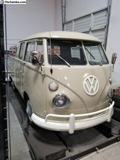 1967 Double Cab Restored