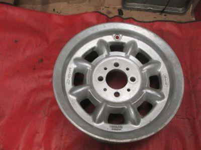 "Buy MG Midget, Austin Healey Sprite, Original Minilite 13 x 6"" Alloy * Spoke Wheel, motorcycle in Kansas City, Missouri, United States, for US $119.00"