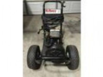 Mchenry Industrial Power Washer amp