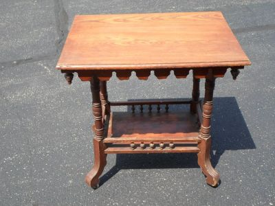 Antique Entry Way Table