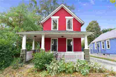 1840 West 50th St Cleveland Two BR, Stunning, old brick home on
