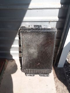 67 68 69 Camaro 4 Core radiator