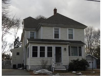 4 Bed 2 Bath Preforeclosure Property in Beverly, MA 01915 - Cabot St