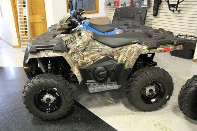 2018 Polaris Sportsman 570 EPS Camo Utility ATVs Adams, MA
