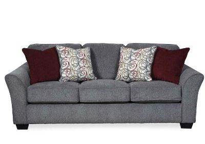 ISO-grey couch