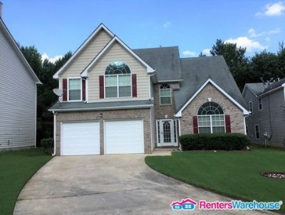 Spacious and well kept 4 Bedroom in Austell!