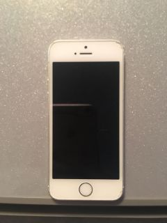 32G Silver iPhone 5s