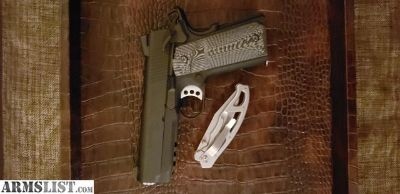 "For Sale: 1911 Springfield Armory 4"" Ultra Champion Operator LNIB"