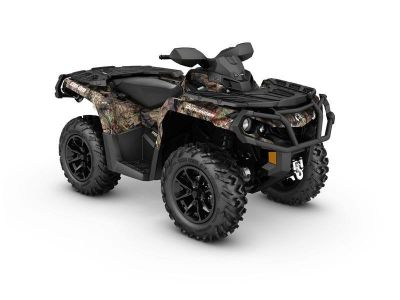 2017 Can-Am Outlander XT 850 Utility ATVs Boonville, NY