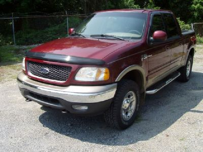 2003 Ford Supercrew Lariet F150