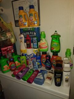 36 items household n personal care