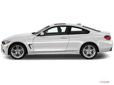 2019 BMW 440 F32 (Alpine White)