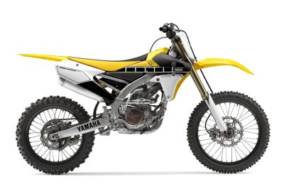 2016 Yamaha YZ250F Motocross Motorcycles Johnson City, TN
