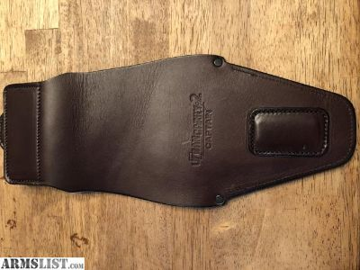 For Sale: Leather Urban Carry G2 Holster Like New