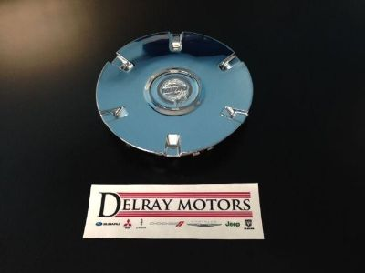 Sell CHROME WHEEL CENTER CAP 2004-2005 CHRYSLER PACIFICA. BRAND NEW! motorcycle in Delray Beach, Florida, US, for US $48.24