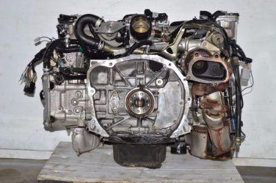 Buy JDM 02 03 04 05 SUBARU IMPREZA WRX EJ20T TURBO AVCS DOHC ENGINE EJ205 2.0L MOTOR motorcycle in Chantilly, Virginia, United States, for US $1,399.95