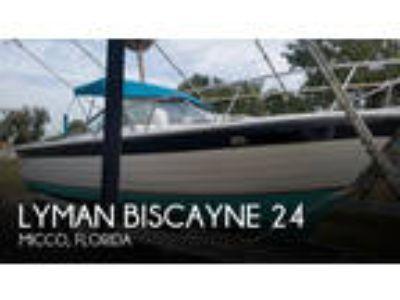 Lyman - Biscayne 24