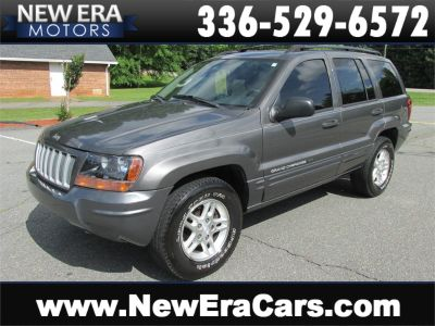 2004 Jeep Grand Cherokee Special Edition (Gray)